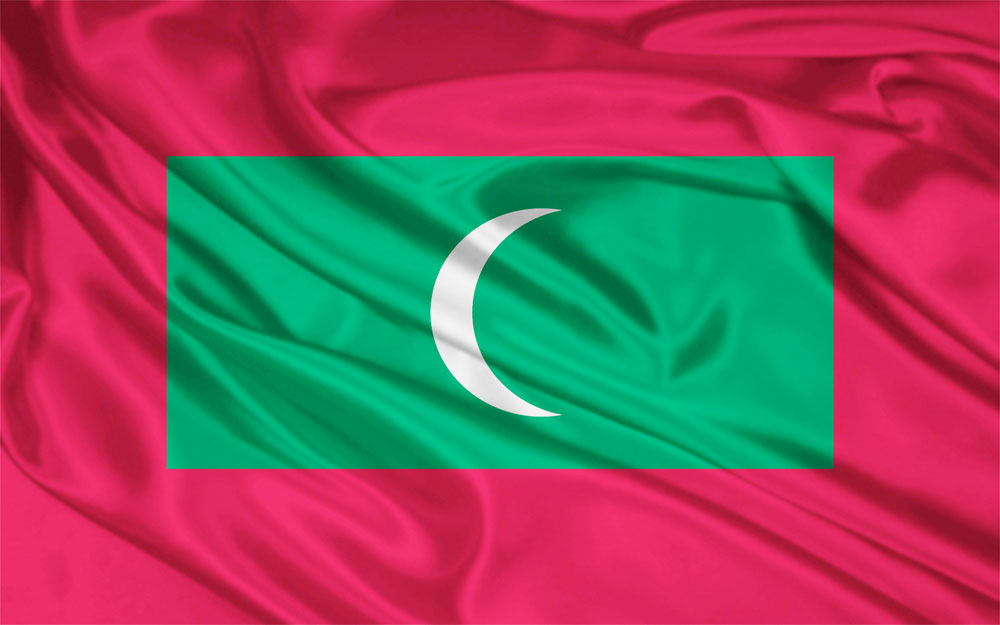 maldives-drapeau